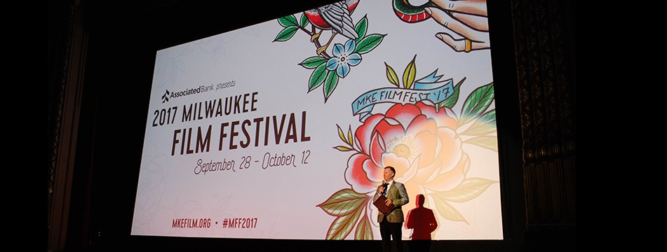 2017 Milwaukee Film Festival art