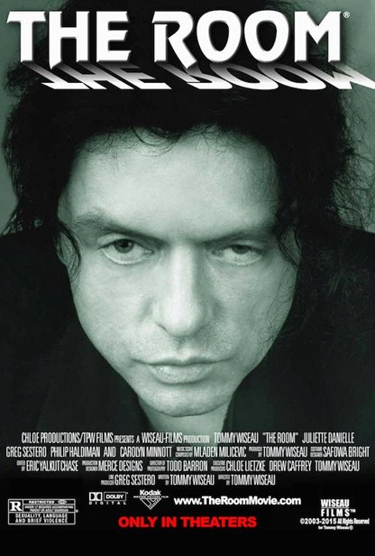 The Room (Tommy Wiseau in attendance!)
